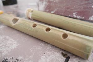 Entre Temps Charles MARTIN Création d'instruments