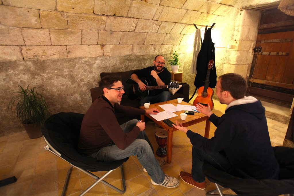 Studio Entre Temps Charles MARTIN Tours Lounge