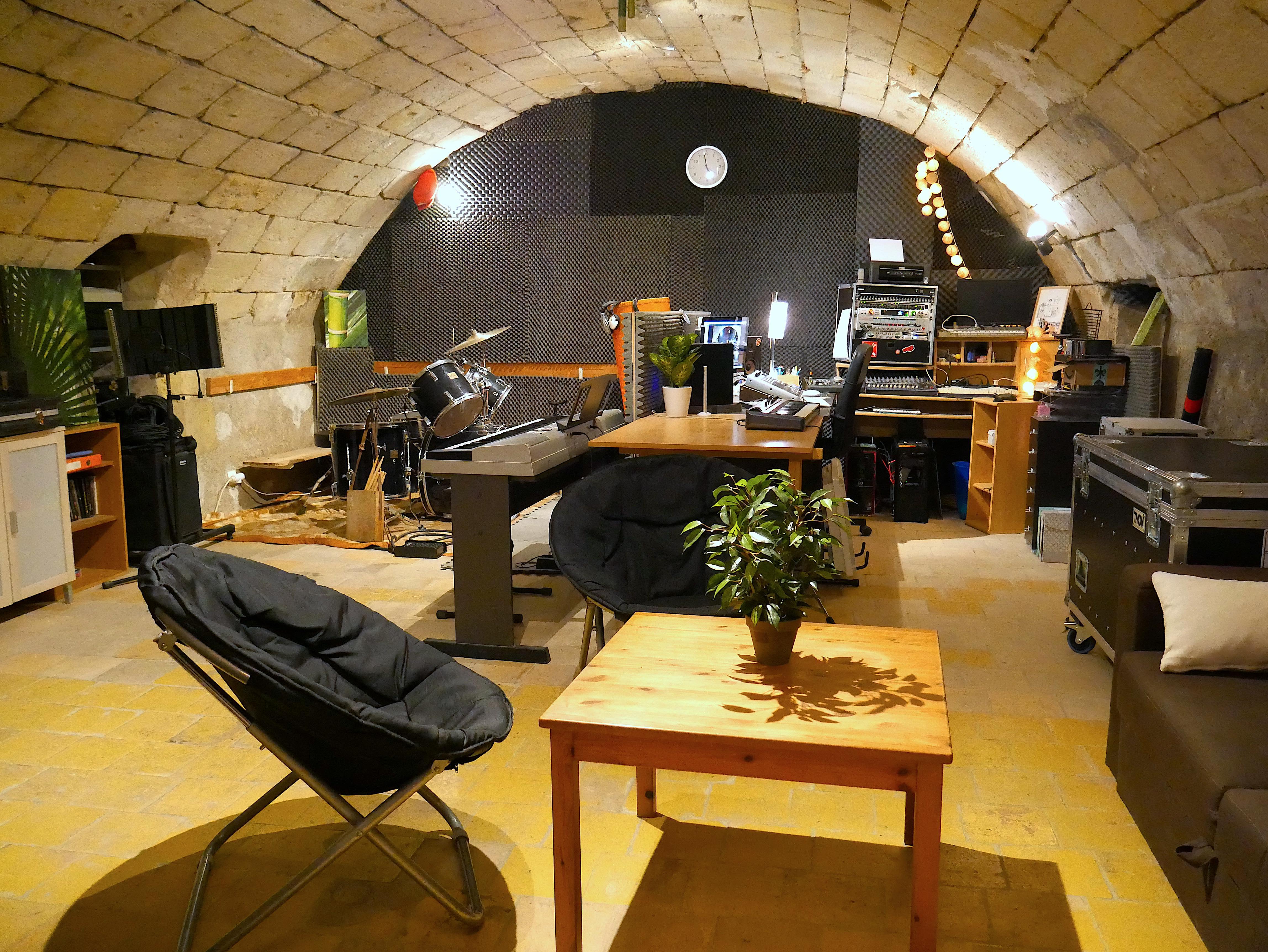 Studio Entre Temps Charles MARTIN Tours