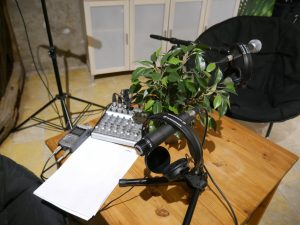 Studio Entre Temps Charles MARTIN emission de radio Audiovisuel Rochecorbon Tours