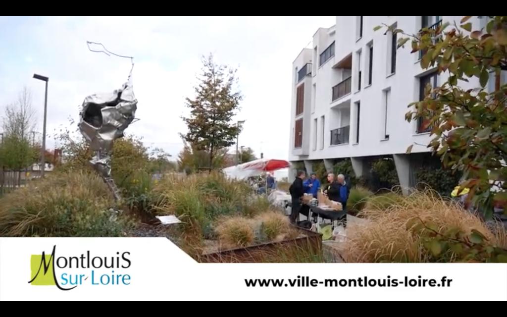 Fête de l'automne Montlouis Sur Loire Entre Temps Atelier Création d'instrument de musique à partir des éléments du jardin Charles MARTIN