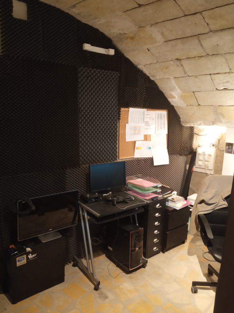 Studio Entre Temps Charles MARTIN Rochecorbon